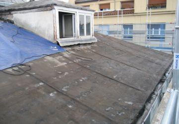 desmontaje de teja 2