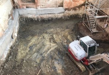 Excavación Sótanos