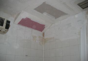 reparación falsos techos