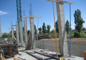 pilares planta baja