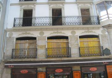 elementos rehabilitados calle Diputación