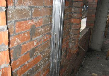 anclaje fachada a estructura auxiliar