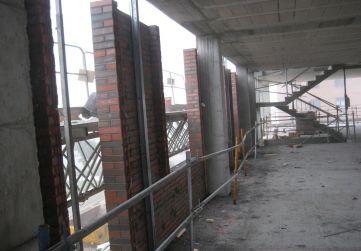 fábrica LCV desde interior