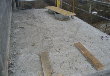 forjado techo cuarto RRSU