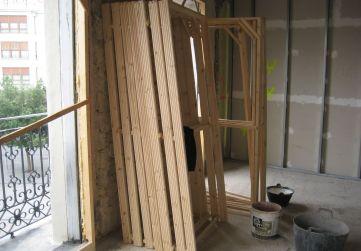 acopio premarcos carpintería interior
