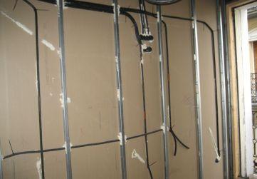 canalizaciones eléctricas interiores