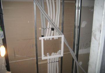 patinillos instalación eléctrica
