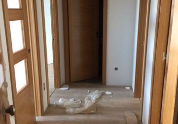 Detalle carpinteria interior