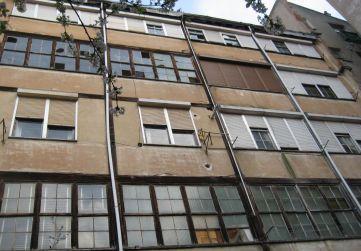 edificio actual fachada posterior
