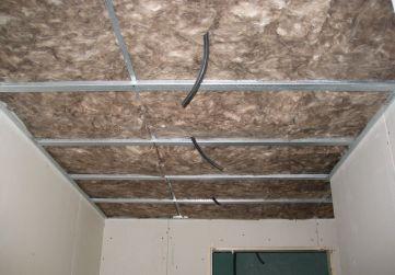 Aislamiento en techos