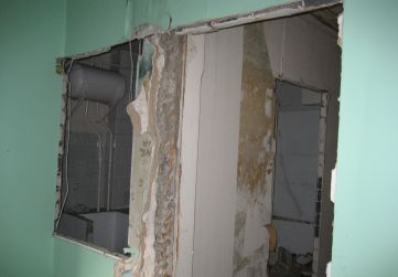 desmontaje carpintería interior 2