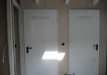 Puertas trasteros