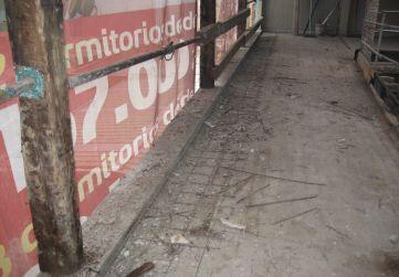 APOYO FABRICA LADRILLO PLANTA 3ª