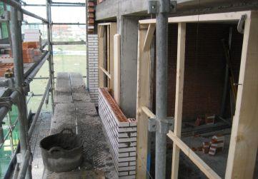 Colocación premarcos carpinteria exterior