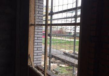 Protección huecos de fachada