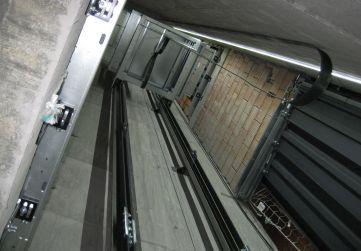 Instalación ascensor Portal 3
