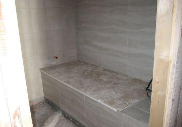 Alicatados baño Planta 3º