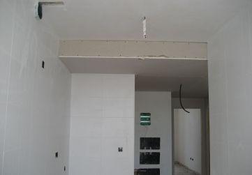 Comienzo instalación falsos techos