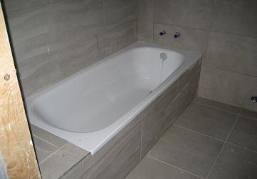 Cuarto de baño bañera