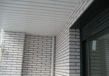 Falso techo aluminios