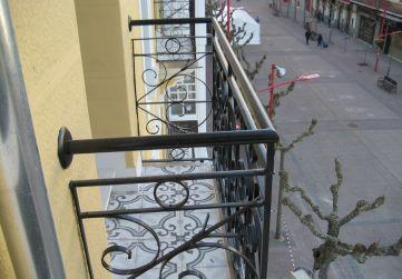 Cerrajería balcones