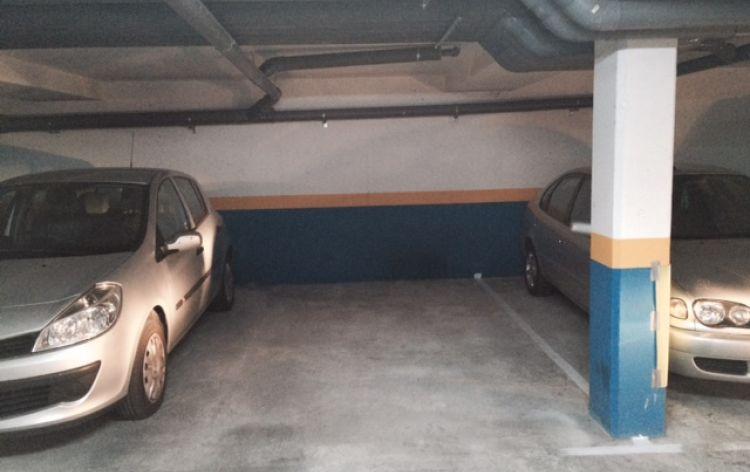 Garajes en Salamanca