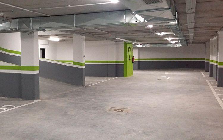 Garajes en Valladolid